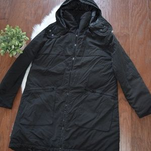 [Bench] Black Winter Coat Small NWOT